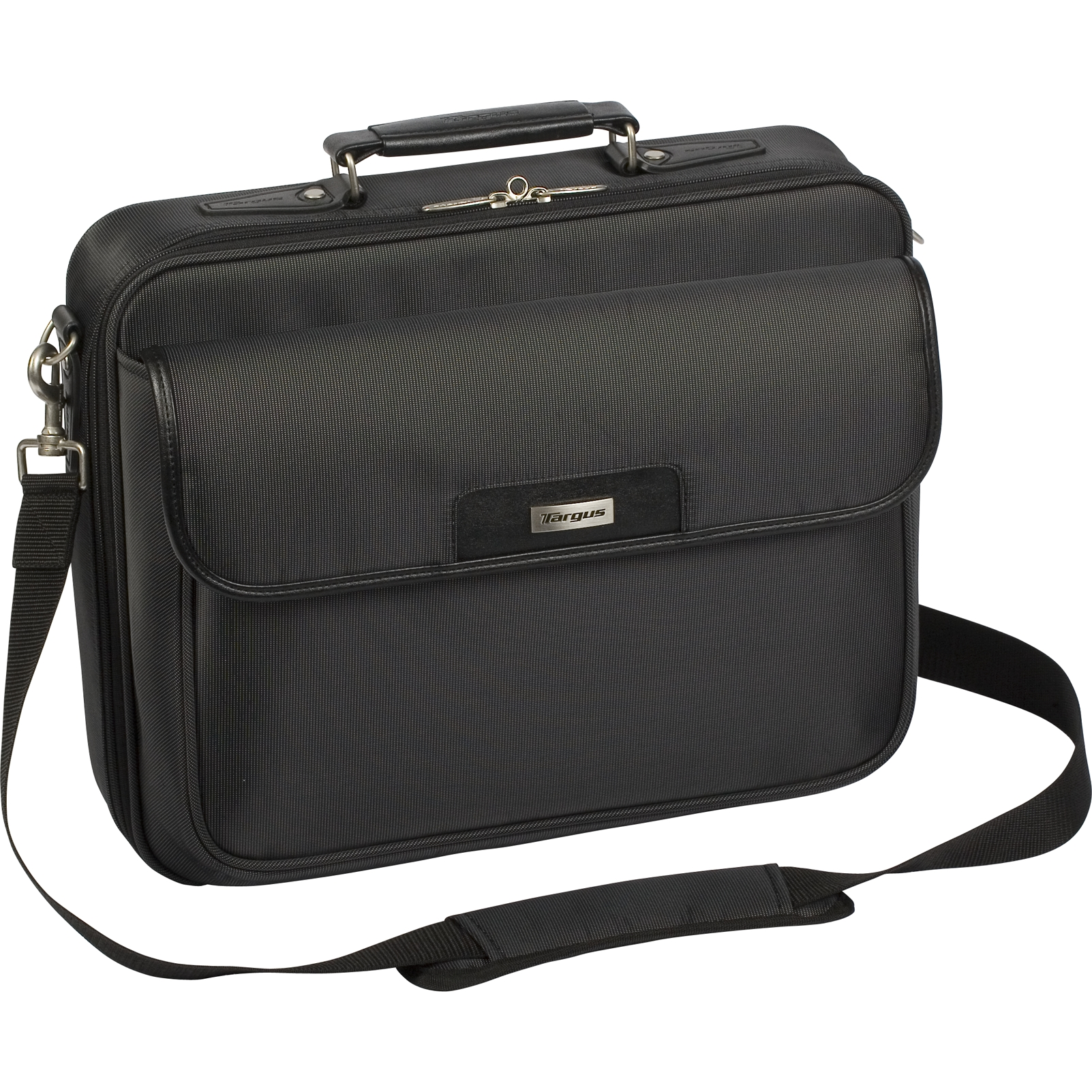 16 traditional clamshell case with zip thru checkpoint for Clamshell casing
