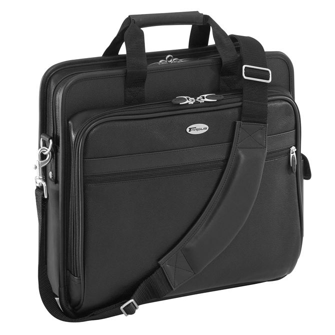"""Picture of 15.4"""" Leather Laptop Case"""