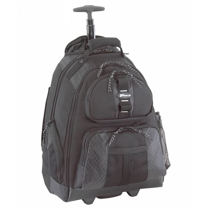 """Picture of 15.4"""" Rolling Laptop Backpack"""