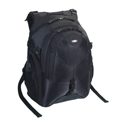 """Picture of Campus 15-16"""" Backpack - Black"""