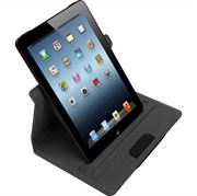 Picture of Versavu™ iPad Air Rotating Stand Case - Black