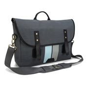 """Picture of Targus 15.6"""" Geo Messenger - Grey / Black **Discontinued Soon**"""