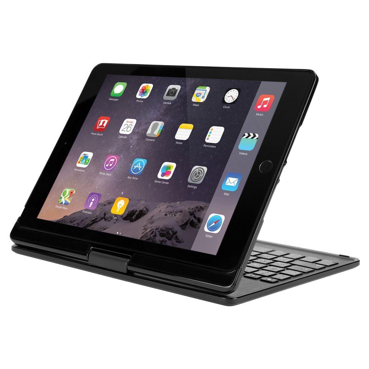 versatype tui clavier azerty pour ipad air 2 noir. Black Bedroom Furniture Sets. Home Design Ideas