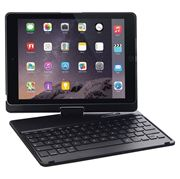 Picture of VersaType™ Hard Shell Keyboard Case (German Layout) for iPad Air 2 & iPad Air- Black