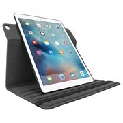 """Picture of VersaVu Premium 360° Rotating 12.9"""" Case for iPad Pro (Black)"""