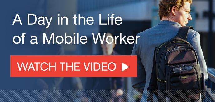 A Day In The Life Of a Mobile Worker