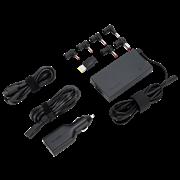 65W AC/DC Ultra-Slim Universal Laptop Charger - APM92USZ