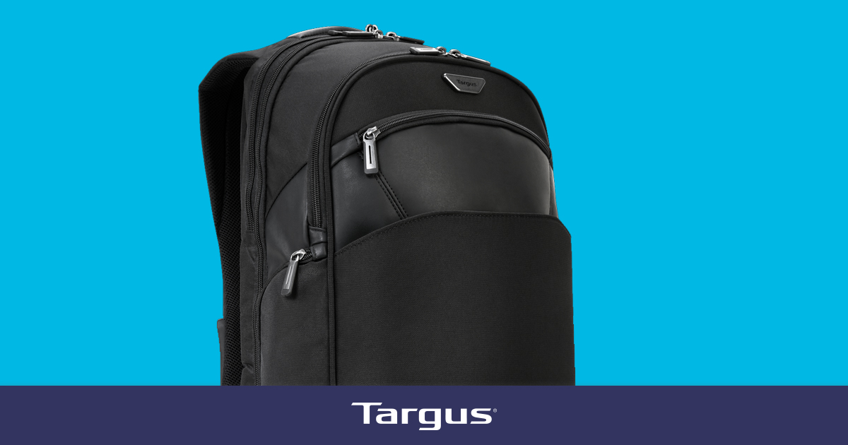 Backpacks Designed to Protect Your Laptop: Targus
